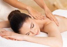 rug schouder nek massage