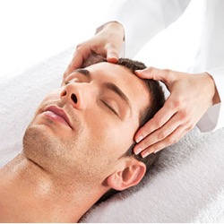 gezichtsbehandeling voor mannen